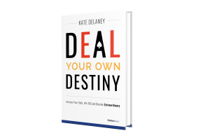 Deal Your Own Destiny by Kate Delaney Cover
